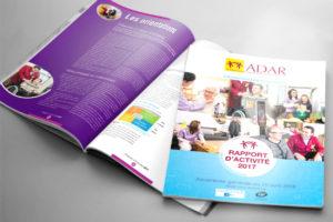 Rapport d'Activité - ADAR-2017