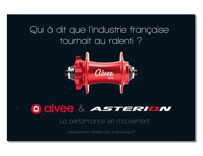 Annonce-Presse - société AIVEE