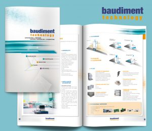 Catalogue Baudiment Technology - conception et illustrations techniques