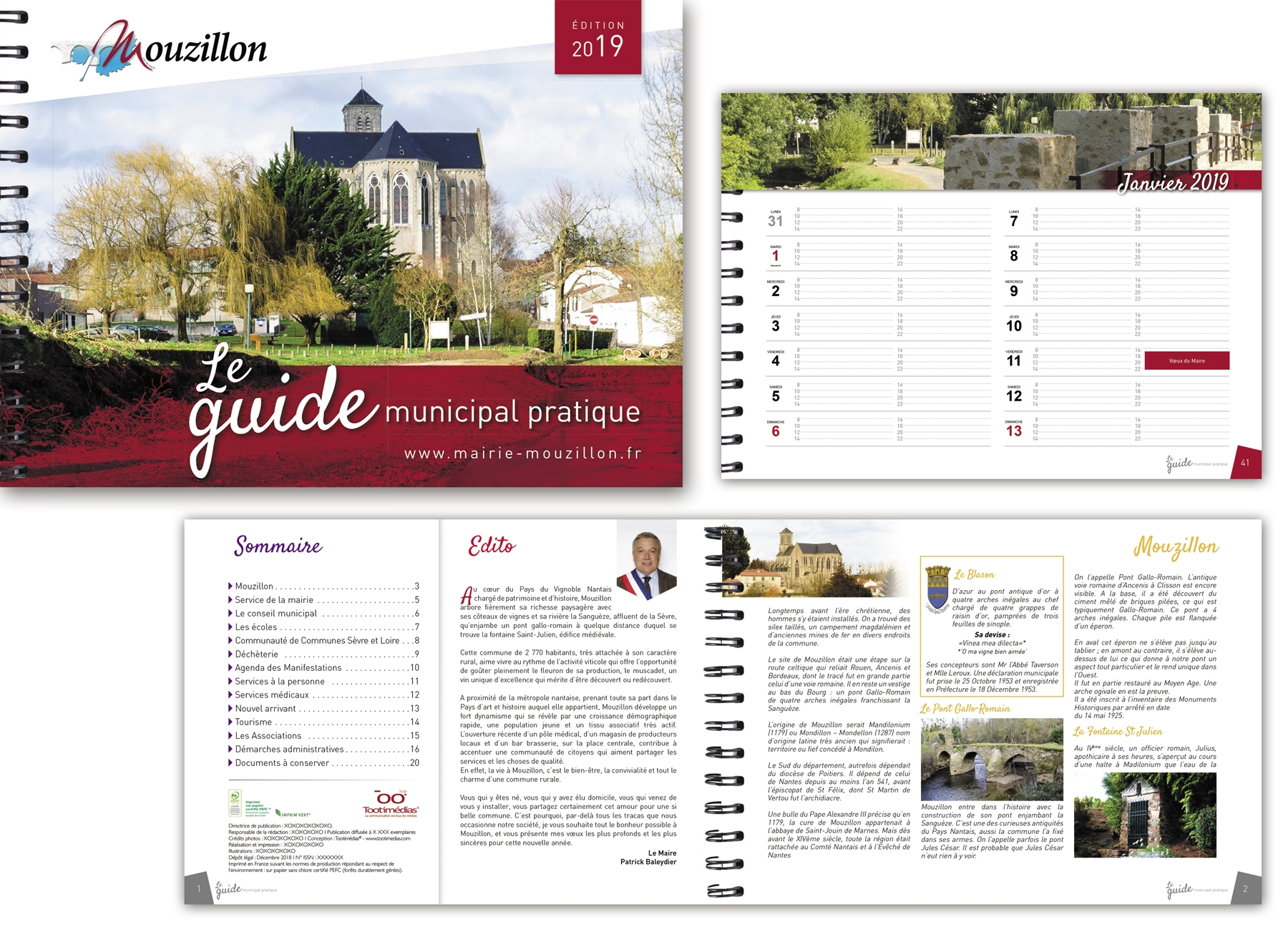 AGENDA - Collectivité de Mouzillon