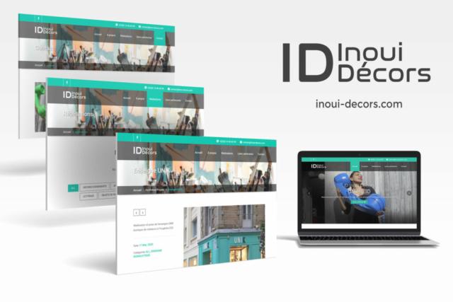 Présentation-SITE :  inoui-decors.com