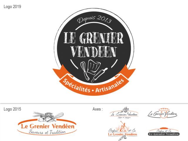 Logo Le Grenier Vendéen (20195)