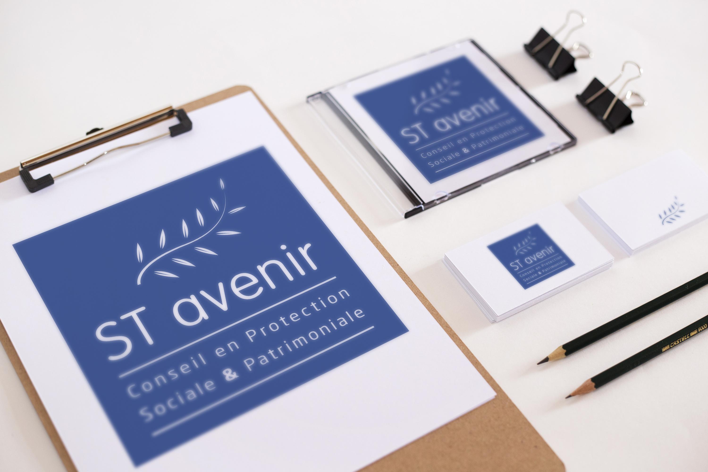 logo ST-AVENIR Conseil en protection sociale et patrimoniale