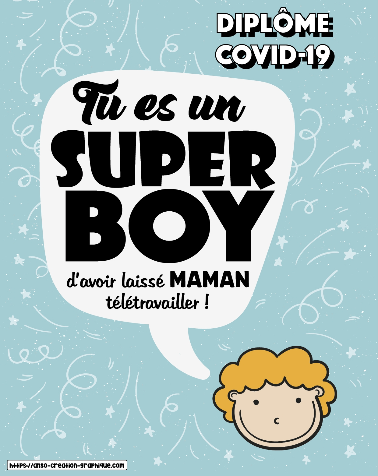 1-DIPLOME-SUPER-BOY-Maman